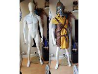 Male mannequin (8 piece)