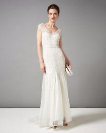 Phase Eight Elbertine wedding dress - Size 8