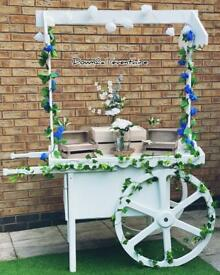 Wedding cart hire / Cart hire / Wishing well