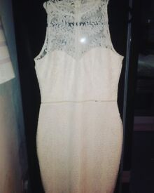 Never worn Lypsy dress