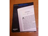 """Kindle Paperwhite E-reader, 6"""" High-Resolution Display (300 ppi) with Built-in Light, Wi-Fi (White)"""