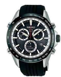 BRAND NEW SEIKO ASTRON Solar GPS SBXB015 Men's Watch SSE015 MADE IN JPAN