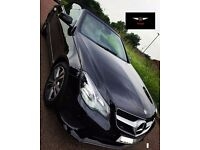 NEW Mercedes-Benz E-class Available for HIRE!!!