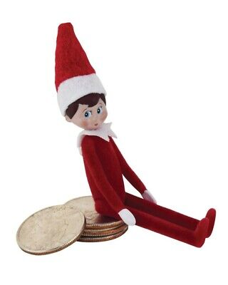 World's Smallest ELF ON THE SHELF - Fun Prop for American Girl Doll NIB