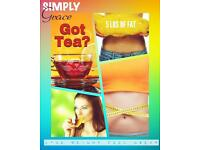 GET SHOCKING RESULTS FROM THE UKS NO.1 DETOXING WEIGHT LOSS TEA