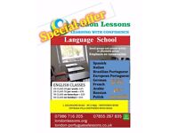 New (English-courses/classes) at London Lessons