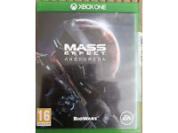 Mass Effect: Andromeda (Microsoft Xbox One, 2017)