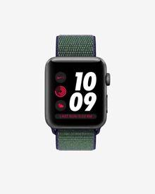 42mm Apple Watch Series 3 Nike+ (GPS + Cellular) - Midnight Fog Loop