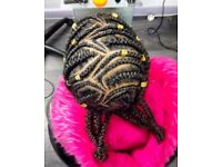 Braidzbyman. Mobile hairstyling (braiding) (teaching)