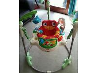 Fisher Price Rainforest Jumperoo £45ono