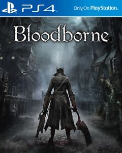 Bloodborne PS4 échange/trade