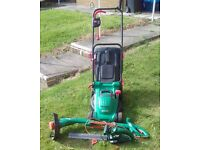 LAWN MOWER, STRIMMER & HEDGE CUTTERS