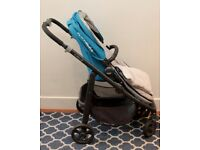 Uppababy Cruz Buggy and Accessories