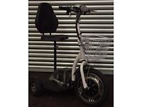 Dillinger M5 Trike As New Mobility Scooter