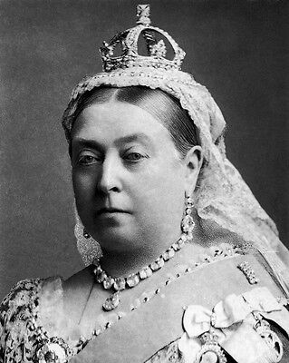 New 11x14 Photo: Portrait of Her Majesty Queen Victoria of the United Kingdom