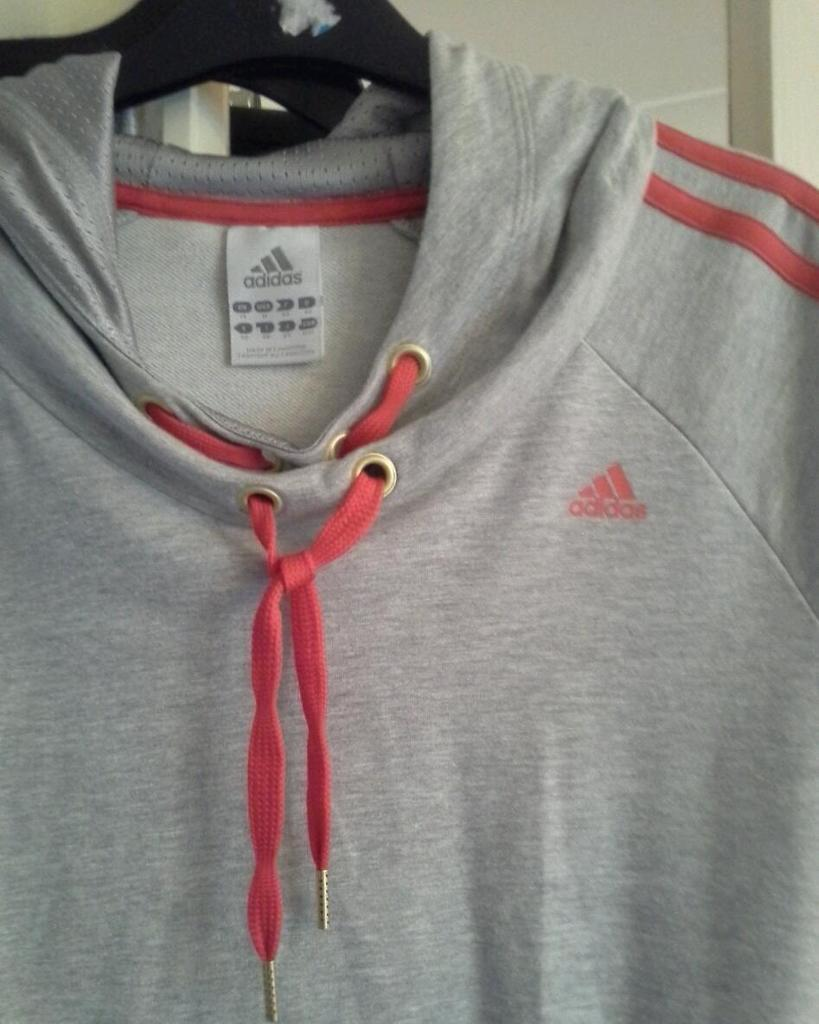 Ladies Adidas hoody