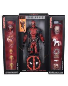 Huge 18 inch Deadpool action figure.