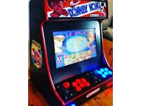 ***Retro Custom Arcade Machine **5000+ Games - Nintendo - Sega - Arcade Games***