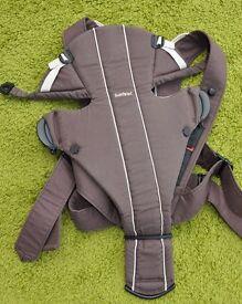 Babybjorn Baby Carrier brown/cream