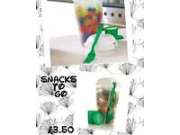 Snacks to go snack pot lunches