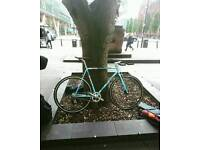 Quella Cambridge Varsity custom fixie fixed gear/single speed bike