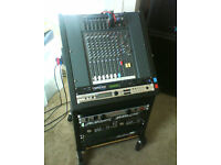 Quality band PA system (amp, speakers, mixer, equaliser etc). Possible swap p/x motorcycle?