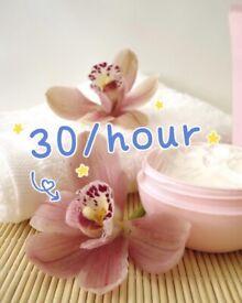 🌼Two Chinese Pretty girls .Perfect Massage