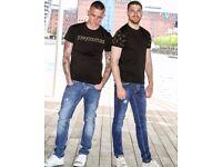 QEBER T-Shirt Junq-Couture Exclusive New