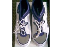 TIMBERLAND DECK / WATER / YACHT SHOES 9.5