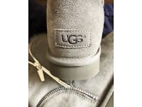 Genuine BNIB UGGs Florence in Grey