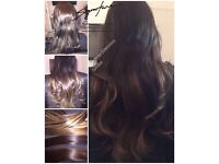 BEAUTIFUL VIRGIN HAIR EXTENSIONS SURREY** £100 OFF***FULL STOCK***NO DEPOSITS***PURE LUXURY