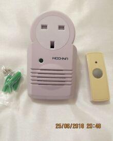 Uni-com Wireless Plug-In Door Chimes