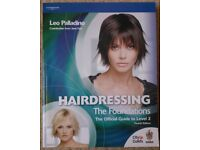Hairdressing Kit with NVQ 2 Level Book