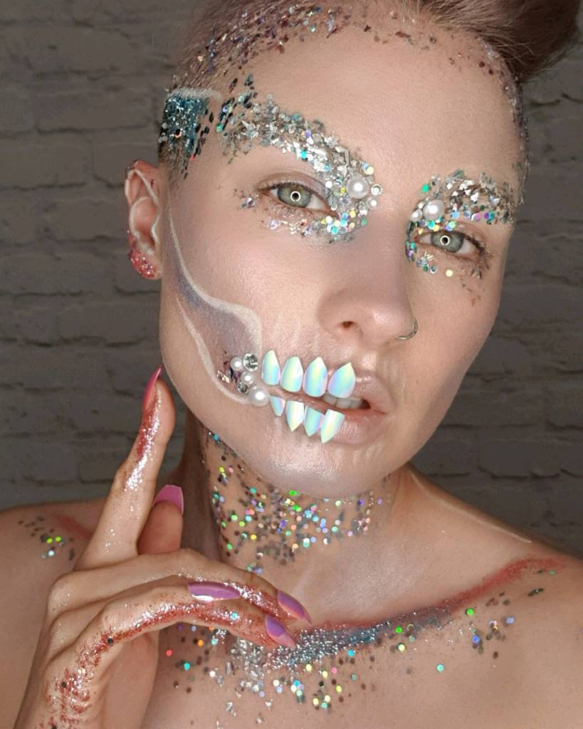Halloween Makeup Artist Central London 2017 Mobile Professional ...