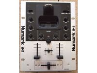 Numark iM1 2 Channel Mixer With iPod Dock