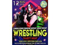 Wrestling Tickets TONIGHT!!