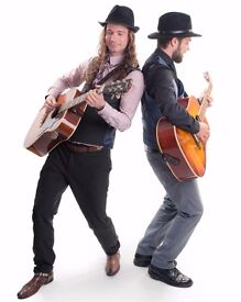 Wedding Duo / Band - Acoustic Guitarists - The Hot Hats