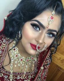 Makeup artist hair hijab stylist Birmingham based MUA