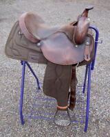 15 inch Big Horn cordura pleasure saddle