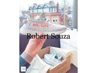 Yeezy 350 V2 Blue tint size 11 UK