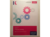 CIMA F3 Financial Strategy- Exam Practice Kit by Kaplan Publishing
