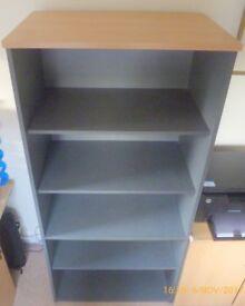 Office World 5 Shelf Bookcase