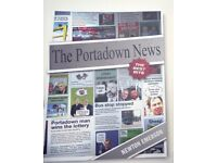 Comic Book. The Portadown News. Have it free with another purchase from us.