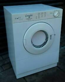 "MINI TUMBLE DRYER "" CRUSADER "" 3 KG LOAD"