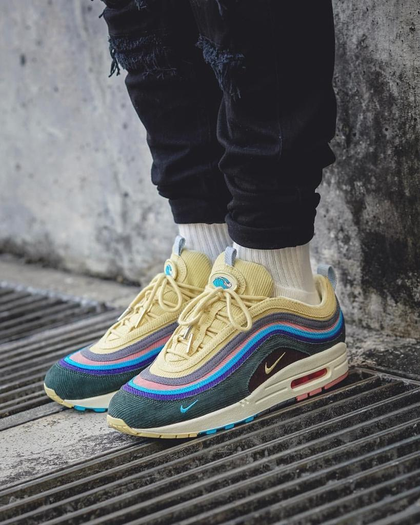 Nike x Sean Wotherspoon Air Max 97/1 Brand New in Box Deadstock UK11 Price