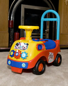 Disney Mickey Mouse Ride On Car