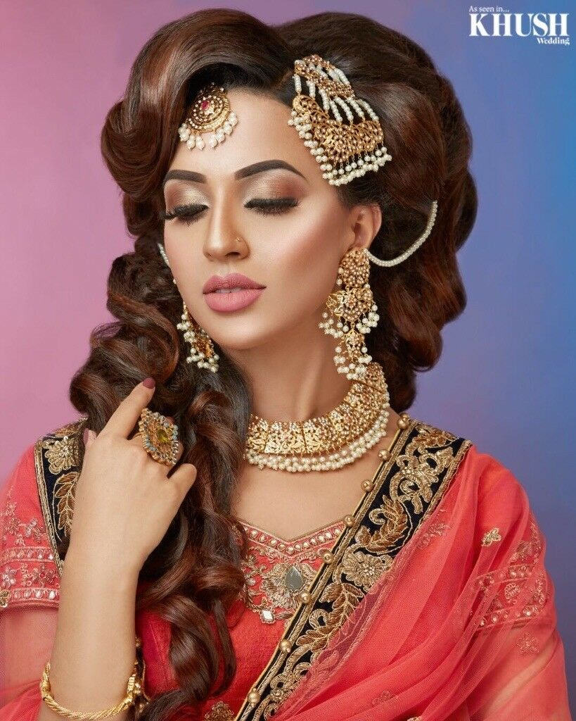 bridal hair & makeup offer £300 only :: creative bridal hair