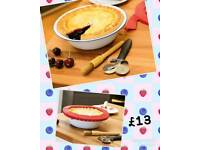 Pie making set
