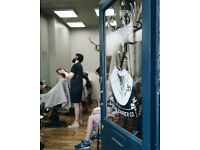 HIRING Full time hairdresser/barber at popular Edinburgh barbershop.