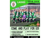 ARE YOU LOOKING FOR A GOOD WOMENS FOOTBALL CLUB